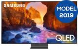 Televizor QLED Samsung 139 cm (55inch) 55Q90RA, Ultra HD 4K, Smart TV, Bluetooth, WiFi, CI+