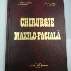 CHIRURGIE MAXILO - FACIALA - V.I. CIORANU; B.L. MIRODOT; D.D. SLAVESCU; C.A. IONASCU