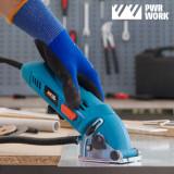 Fierăstrău Circular Compact All·Materials Mini Saw PWR WORK