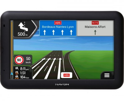 Sistem de navigatie Navon A500, 1 an update gratuit foto