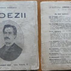 Mihai Eminescu , Poezii , editia Octav Minar