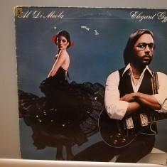 Al Di Meola – Elegant Gypsy (1977/CBS/Holland)  - Vinil/Vinyl/discul - Impecabil