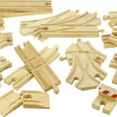 Set sine pentru circuit feroviar PlayLearn Toys