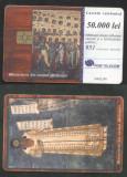 Romania 1999 Telephone card Monasteries Religion CT.028