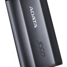 SSD Extern A-DATA SE730H, 512GB, USB 3.1 (Gri)