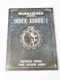 Warhammer 40k 40.000 Index: Xenos 1 - carte reguli