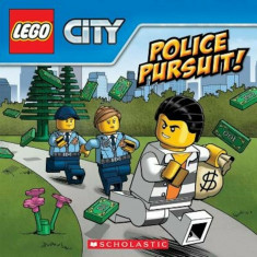 Police Pursuit! (Lego City), Paperback