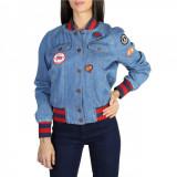 Cumpara ieftin Geaca femei Tommy Hilfiger model WW0WW18332, culoare Albastru, marime S EU