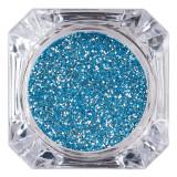 Cumpara ieftin Sclipici Glitter Unghii Pulbere LUXORISE, Aqua #46