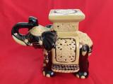 Elefant din ceramica Asia