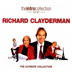 Richard Clayderman Ultimate Collection Boxset (3cd)