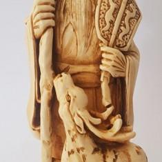 "Statueta din fildes  - China, ""Intelept Batran"""