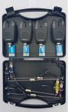 Set 4 avertizoare TLI 32 + 4 swingere cu iluminare si valigeta transport