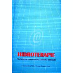 Hidroterapie. Tratamente simple pentru afectiuni