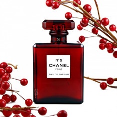 Chanel No 5 Red Edition –  100 ml (Tester)