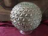 Vechi abajur / glob model interesant pentru lampa lustra sau veioza !