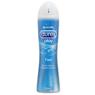 Lubrifiant Durex Play Feel 50 ml foto
