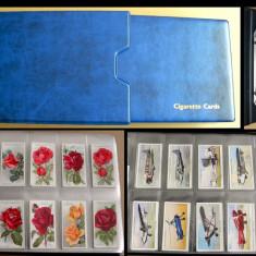 Album special Cigarette Cards 1914-1939 - Colectie 550 cartonase / 11 seturi