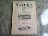 REVISTA NATURA NR.1/1934