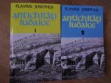 ANTICHITATI IUDAICE VOL.1-2-FLAVIUS JOSEPHUS