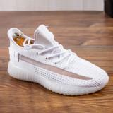 Pantofi sport albi barbati MDL00375