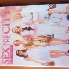 SEX AND THE CITY  - The Movie  - Film DVD ORIGINAL