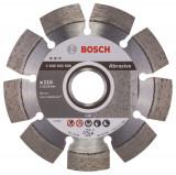 Bosch Expert disc diamantat 115x22.23x2.2x12 mm pentru materiale abrazive