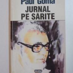 PAUL GOMA- JURNAL PE SARITE