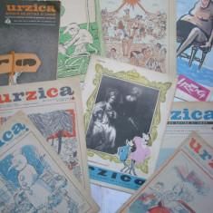 Revista Urzica 15 noimbr. 1987