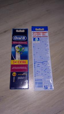 Oral B Floss Action (set 4 rezerve) foto
