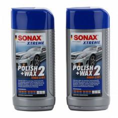 Pachet 2 Buc Sonax Pasta Polish+Wax 2 Hybrid NPT Xtreme 207200 500ML