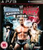 WWE Smack Down vs Raw  2011  - PS3 [Second hand] md, Actiune, 16+, Multiplayer
