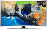 Televizor LED Curbat Smart Samsung, 123 cm, 49MU6502, 4K Ultra HD, Smart TV