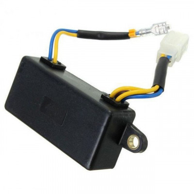 Regulator tensiune (AVR) generatoare 2.5kw - dreptunghiular foto