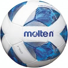Minge fotbal Molten F4A1710, marime 4, pentru antrenament foto