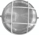 Lampa BAT Grila Rotunda E27 60W Alb EL0041139