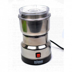 Rasnita cafea electrica Nima Japan, putere 150 W - NM8300