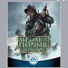 Joc PS2 Medal of Honor Frontline Platinum