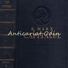 Capitalul I - Karl Marx