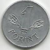 No(3) moneda-UNGARIA- 1 FORINT 1976