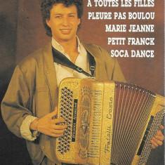 Caseta Pascal Hamard et son Ensemble – Le Top A L'Accordeon