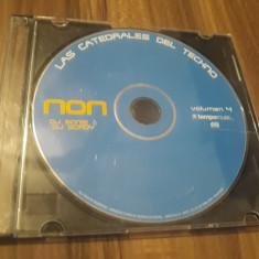 CD LAS CATEDRALES DEL TECHNO-DJ BONSI & DJ GORDY ORIGINAL
