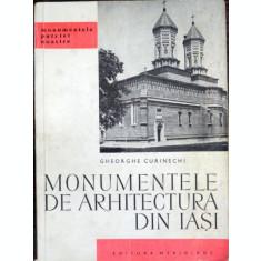 Monumente de arhitectura din Iasi - Gheorghe Curinschi
