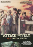 Attack on Titan, Volume 17 [With DVD]