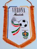 Fanion fotbal - VERONA - CM Italia 1990