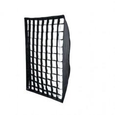 Cumpara ieftin Softbox 70x100cm cu grid honeycomb montura Elinchrom