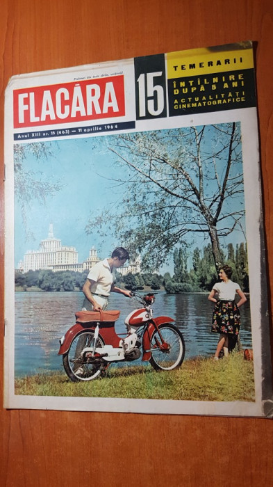 flacara 11 aprilie 1964-complezul industrial onesti-borzesti