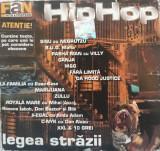 CD Hip-Hop Legea Străzii, original: B.U.G Mafia, Pacha Man, II Egal