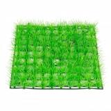 Placa iarba sintetica pentru gradina, 25×25 cm,plastic