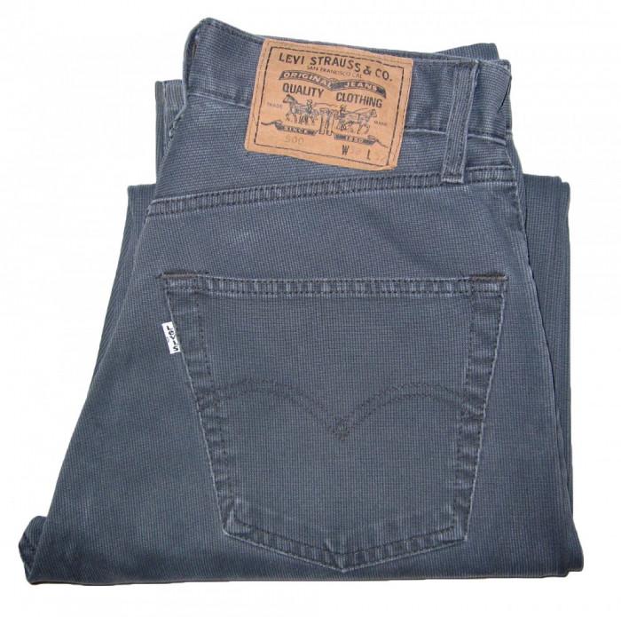 Blugi Dama Levis Jeans LEVI'S 500 VINTAGE - MARIME: W 32 / L 32 - (Talie 76 CM)